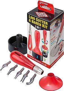 Essdee L5S/BH 3 in 1 LINO Cutter & BAREN KIT Lino Cutter