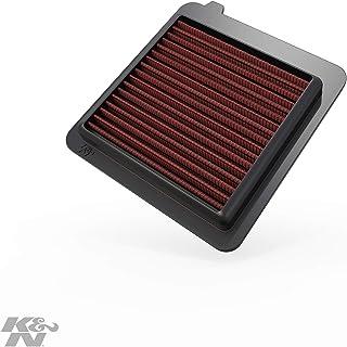 K&N 33-2459 Filtro de Aire Coche, Lavable y Reutilizable
