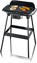 Severin PG 8522 Barbecue-Grill 1600W, colore: Nero