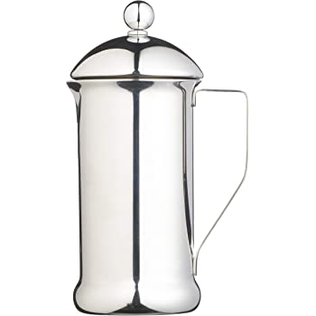 Kitchen Craft LeXpress - Cafetera de Acero Inoxidable (8 Tazas, 1 L): Amazon.es: Hogar