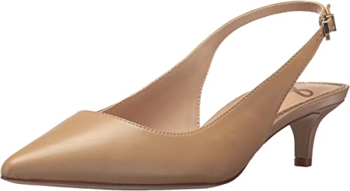 Sam Edelman Wohommes LudFaible Pump, Classic Nude Leather, 6.5 W US