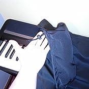 Funda Piano 88 Teclas,JTDEAL Funda Piano,Protector Piano,Impermeable y Prevenir el polvo,134 x 29 x 18CM,Cubierta para Teclado,Aplicar a Muchas Marcas ...