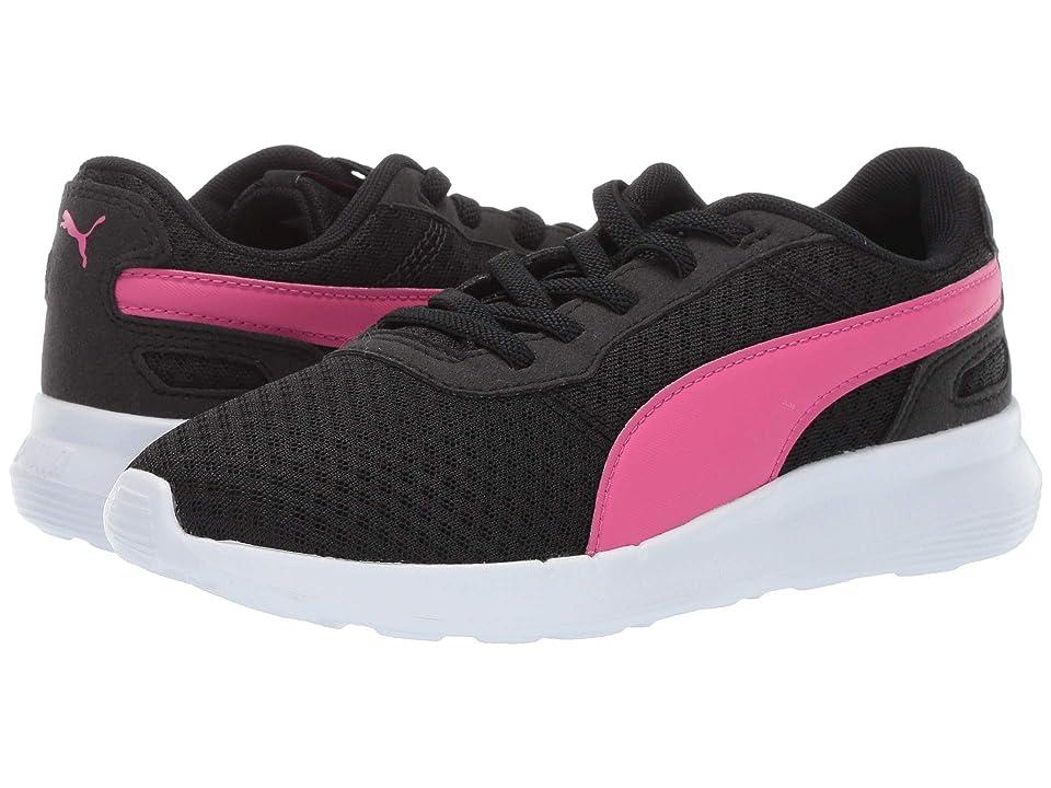 Puma Kids ST Activate AC (Little Kid/Big Kid) (Puma Black/Fuchsia Purple) Kids Shoes