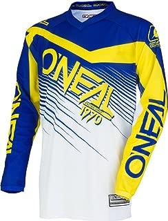 ONeal Unisex-Adult Mayhemiteplit Jersey Blue//Yellow, Small