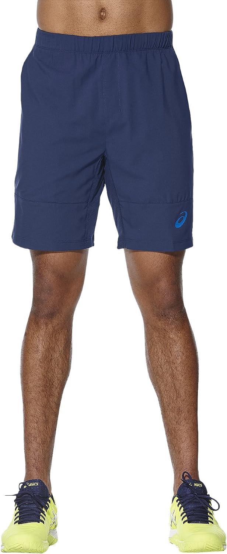 ASICS M Club 7 in Shorts, Herren B01N7OXMER  Die erste Reihe von umfassenden Spezifikationen für Kunden