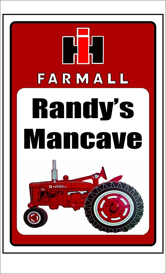 """Model H Featured Large Size Farmall Tractors New Metal Sign 12 x 16/"""""""