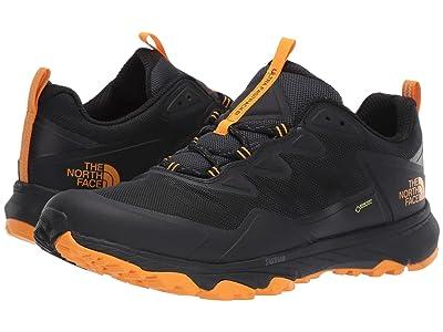 The North Face Ultra Fastpack III GTX(r) (TNF Black/Zinnia Orange) Men