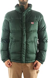 Hombres Abby Chaqueta Puffer Verde