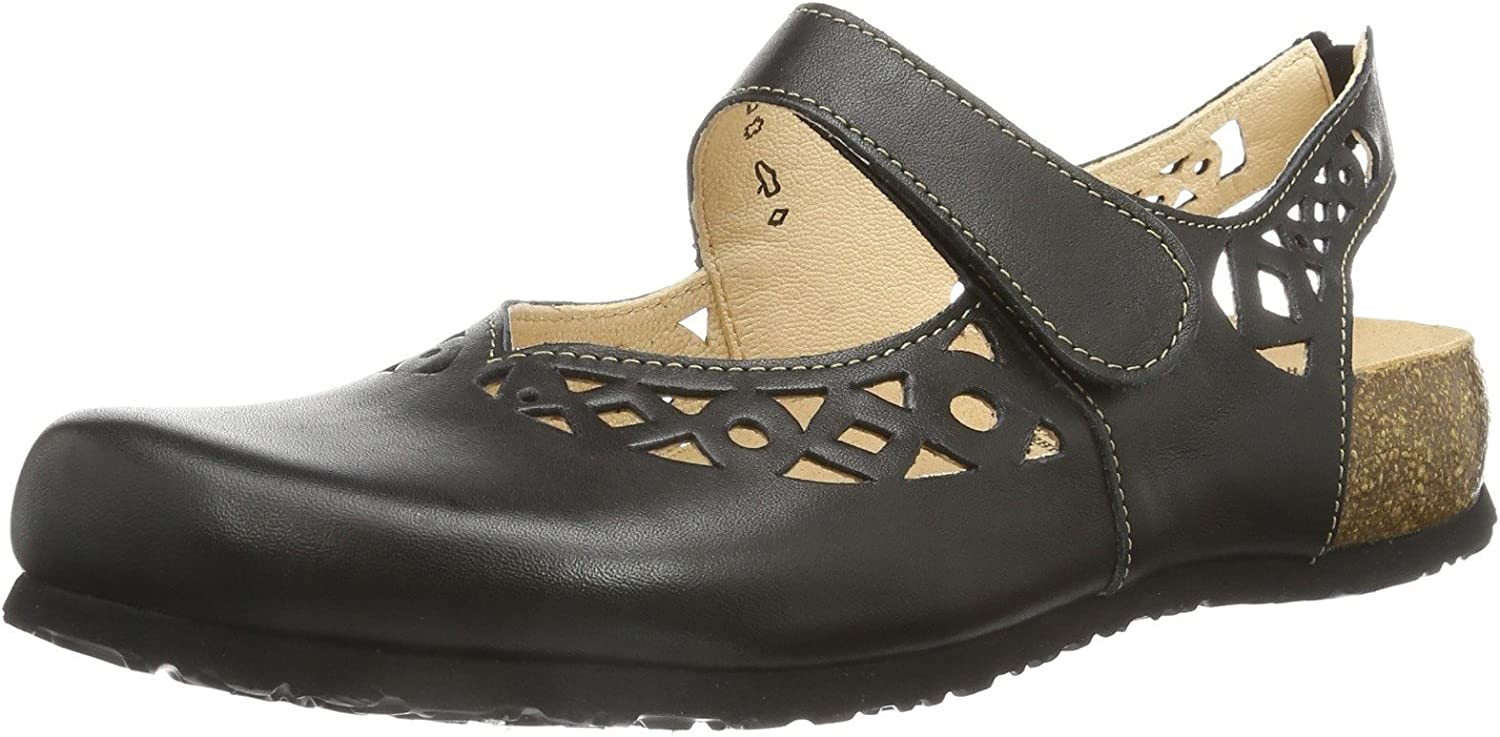 Think Womens Julia 88341 Leather Sandals