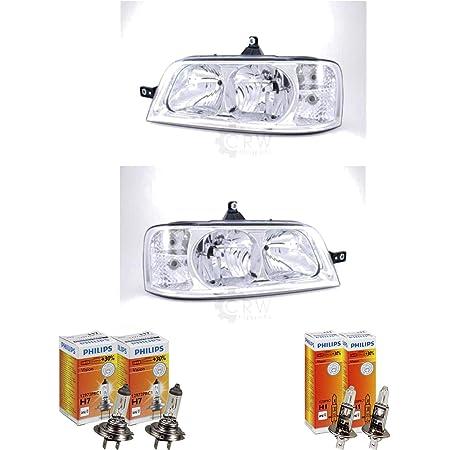 Halogen Scheinwerfer Set Für Ducato 244 Bj 04 02 H7 H1 Mit Blinker Auto