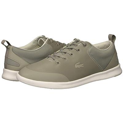 Lacoste Avenir 418 1 (Grey/White) Women