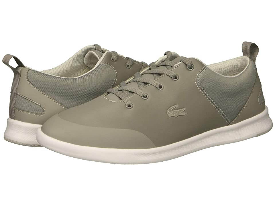 Lacoste Avenir 418 1 (Grey/White) Women