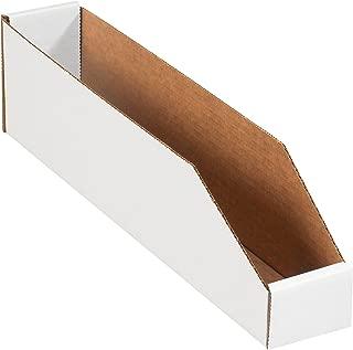 Aviditi BINBWZ318 Corrugated Open Top Bin Box, 18
