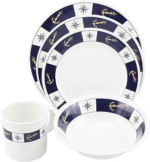 Best galleyware melamine dinnerware set Reviews
