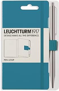 Leuchtturm1917 Self Adhesive Pen Loop Elastic Pen Holder - Nordic Blue
