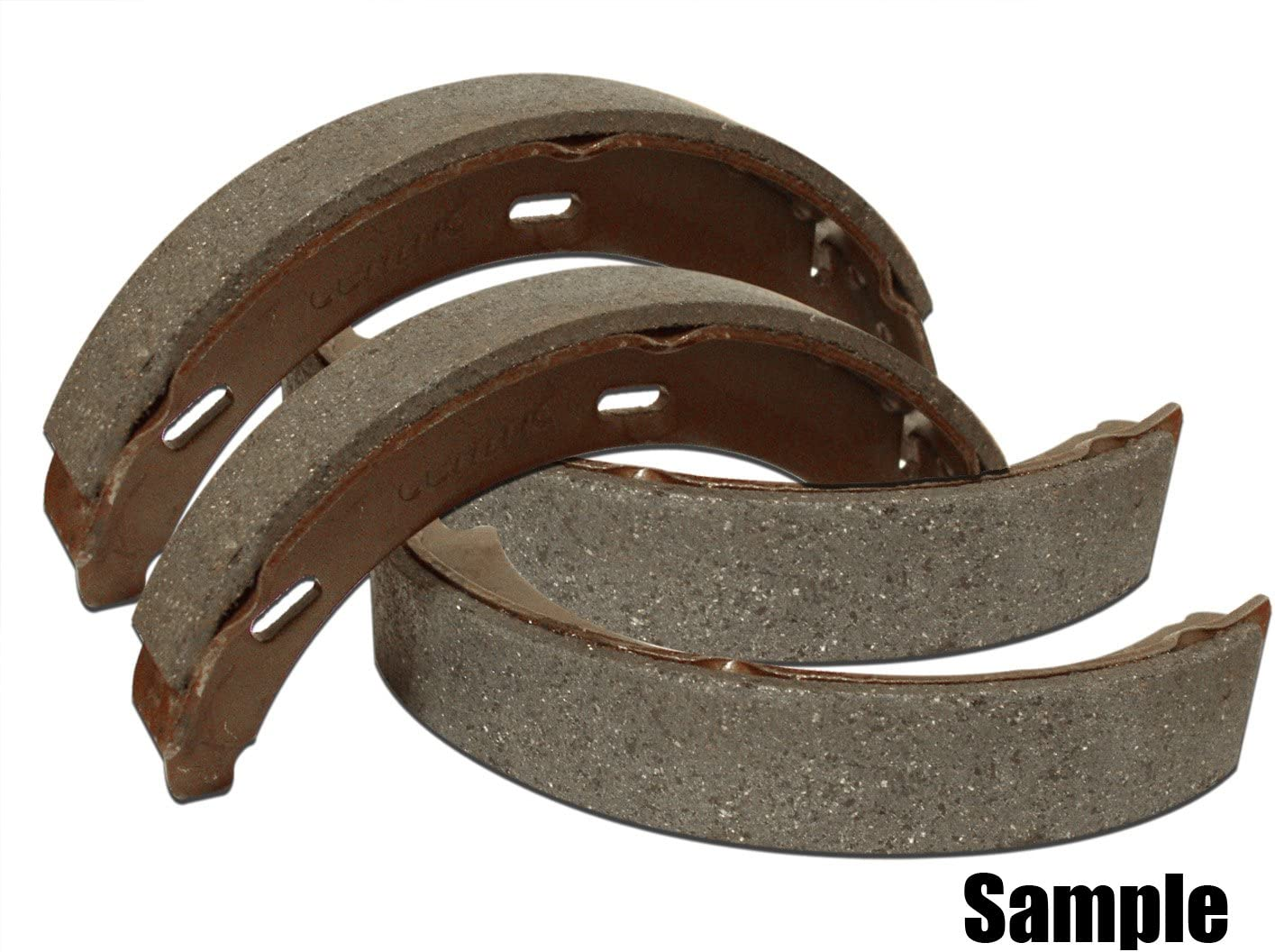 Centric Very Columbus Mall popular 111.03610 Brake Shoes