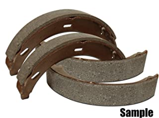 Centric 111.07880 Centric Brake Shoes