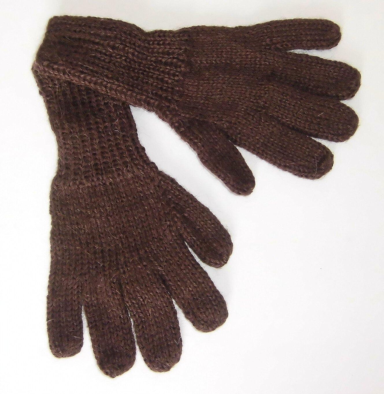 Import List price Alpakaandmore Women Hand-knitted Wool Alpaca Gloves
