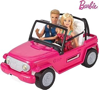 Barbie Beach Cruiser and Ken Doll [Amazon Exclusive]