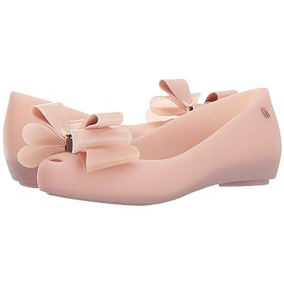 Melissa Shoes Ultragirl Sweet XII (Light Pink Matte) Women