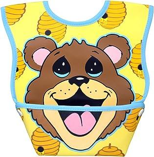Dex Baby Dura-bib Big Mouth- 3-12 Months (Bear Cub)