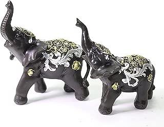 Best black elephant figurine Reviews