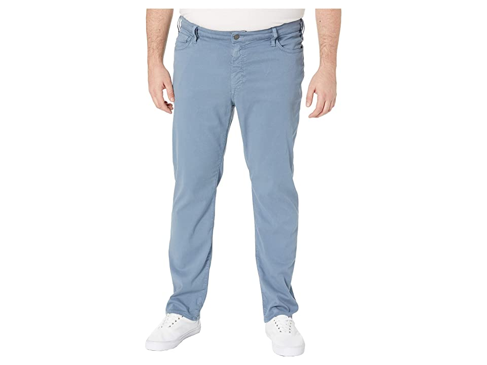 Image of 34 Heritage Charisma Relaxed Fit in China Blue Soft Touch (China Blue Soft Touch) Men's Jeans