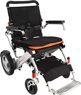 kd smartchair foldable power wheelchair