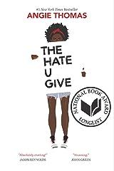 The Hate U Give Kindle Edition