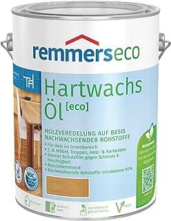 REMMERS ECO HARTWACHS-OEL - 2.5 LTR INTENSIV-WEISS