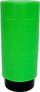 TUBOPLUS - Nuevo TUBOX3 Bote Presurizador de Pelotas de Padel y Tenis - Ahorra Bolas por un Tubo - Más Vida Para tus Bolas - 100x100 Español - Verde
