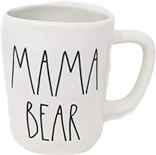 Rae Dunn by Magenta MAMA BEAR Ceramic LL Coffee Mug