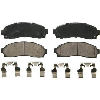 Disc Brake Pad Set-Ceramic Pads Rear OPTEVE BRAKES CDX1274