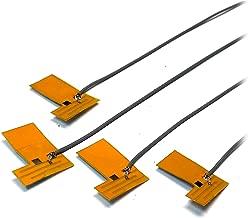 SCS Enterprises 4X 2.4GHz 5dB WiFi Flat FPC Antenna with 5