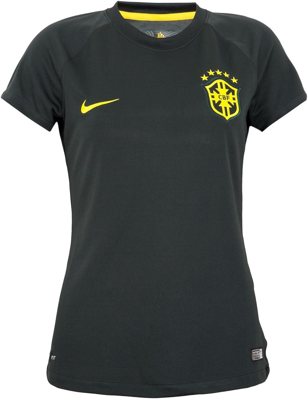 201415 Brazil Third World Cup Womens Shirt