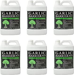 Garlic Barrier Liquid Spray (1 Gallon) 6-Pack