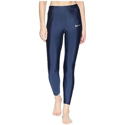 Nike Power Speed 7/8 Tights (Midnight Navy) Women