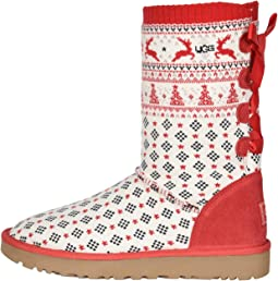 Zappos 20th x Holiday Sweater Boot
