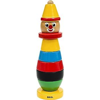 BRIO (ブリオ) クラウン [ 木製 積み木 おもちゃ ] 30120