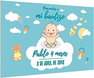 Amazon.es: photocall bautizo niña