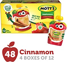 Best mott's applesauce cinnamon Reviews