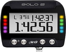 AIM Solo 2 GPSラップタイマー すべてより速くより正確に設定可能なLED。