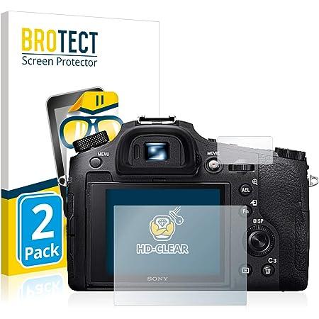 Atfolix Schutzfolie Kompatibel Mit Sony Dsc Rx10 Iv Kamera