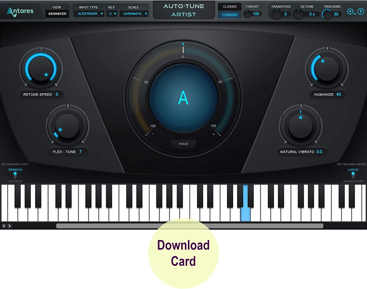 Antares Auto-Tune Artist - Super beauty product restock quality All items free shipping top Industry-Standard Pitch Correction D