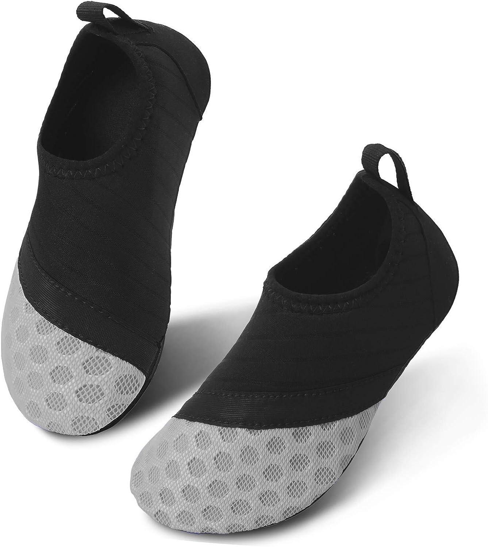 Sandali da spiaggia per unisex bambino JIASUQI Scarpe dacqua a piedi nudi