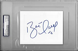 brett hull signature