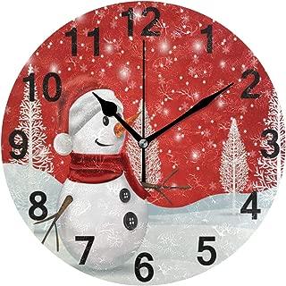 Best christmas wall clocks Reviews