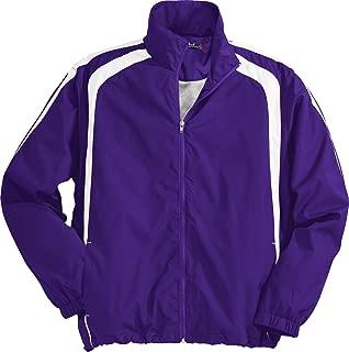 Colorblock Raglan Jacket. JST60