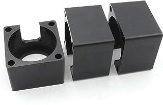 RATTMMOTOR 3pcs Nema 23 Plastic Stepper Motor Mounts, 57 Stepper Motor Holder Fixed Seat for DIY Engraving Machine Parts