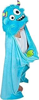 Best Lazy One Animal Blanket Hoodie for Kids, Hooded Blanket, Wearable Kids